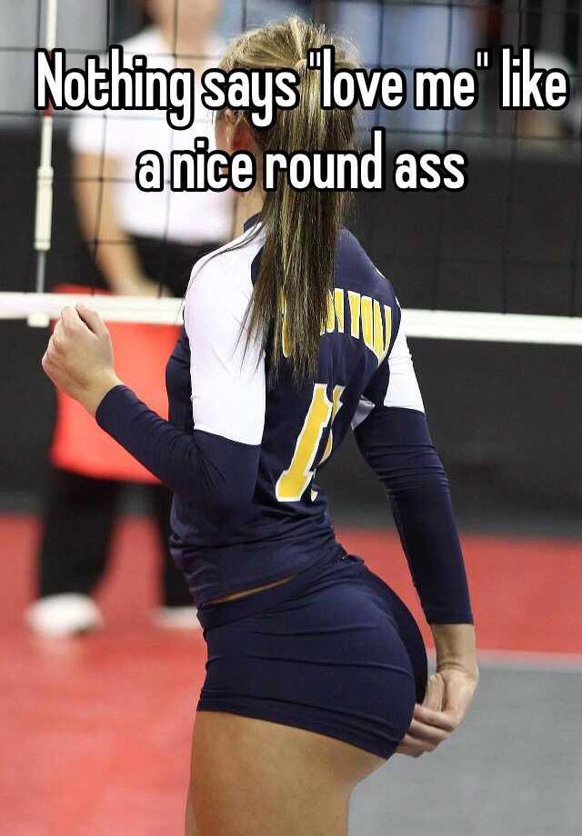 Round ass pics com think, that