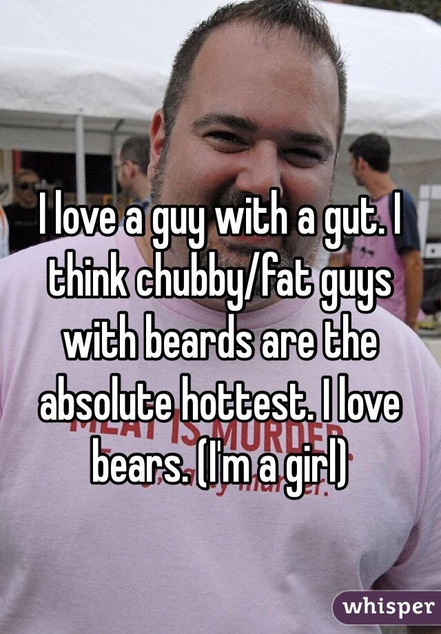 I love big guys