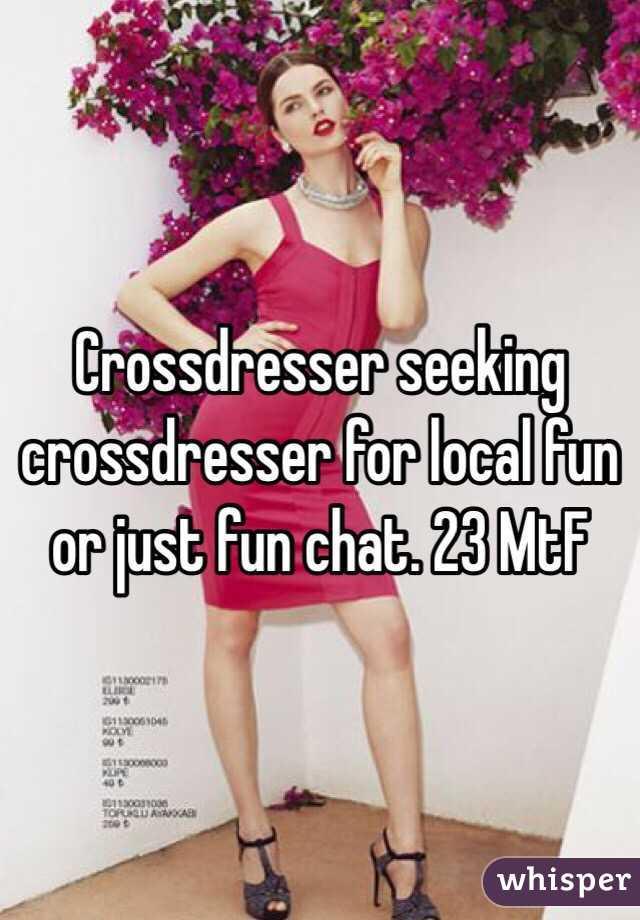 chat crossdresser