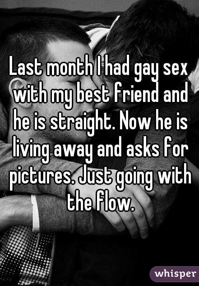 Sex with best friends
