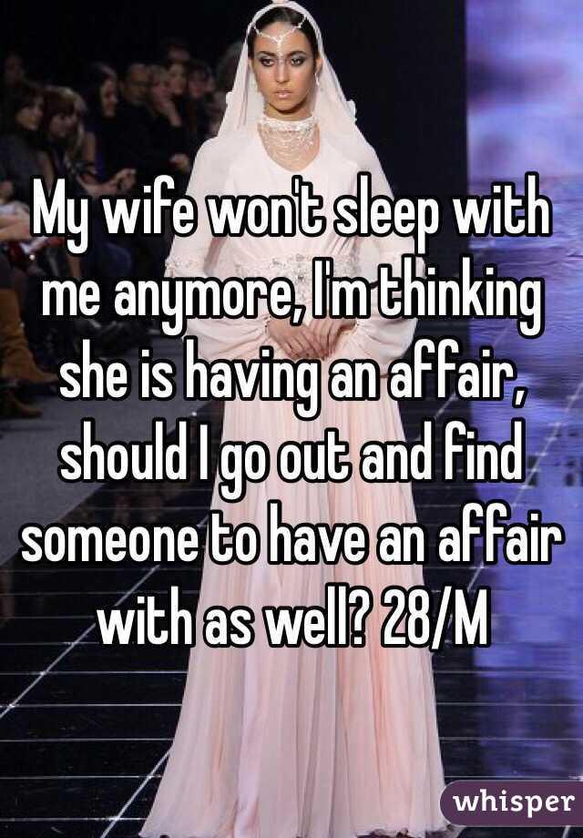 find an affair