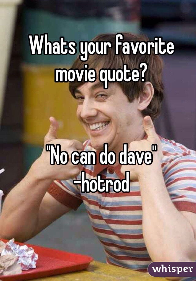 whats your favorite movie