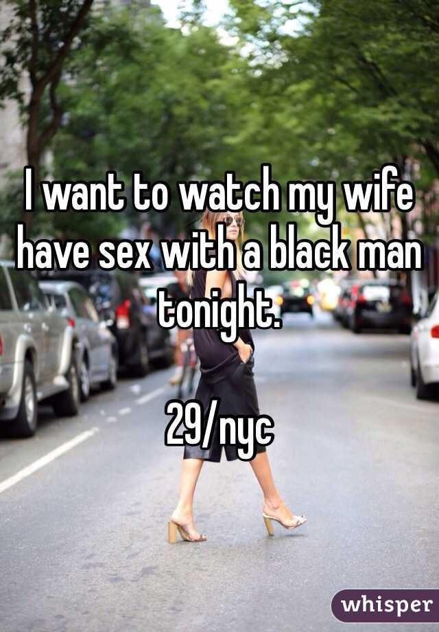 I Want To Fuck My Wife Tonight