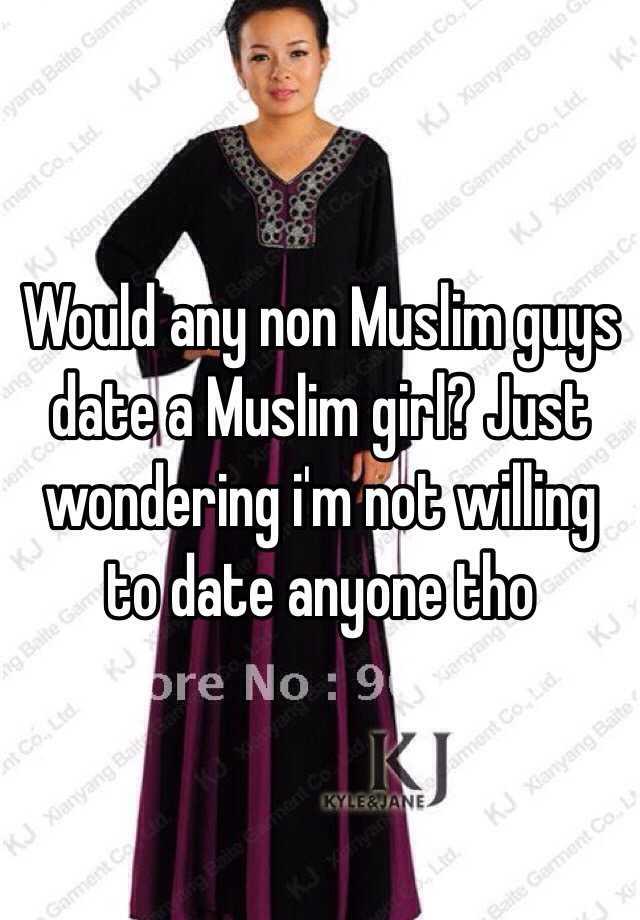 Can muslim guys date