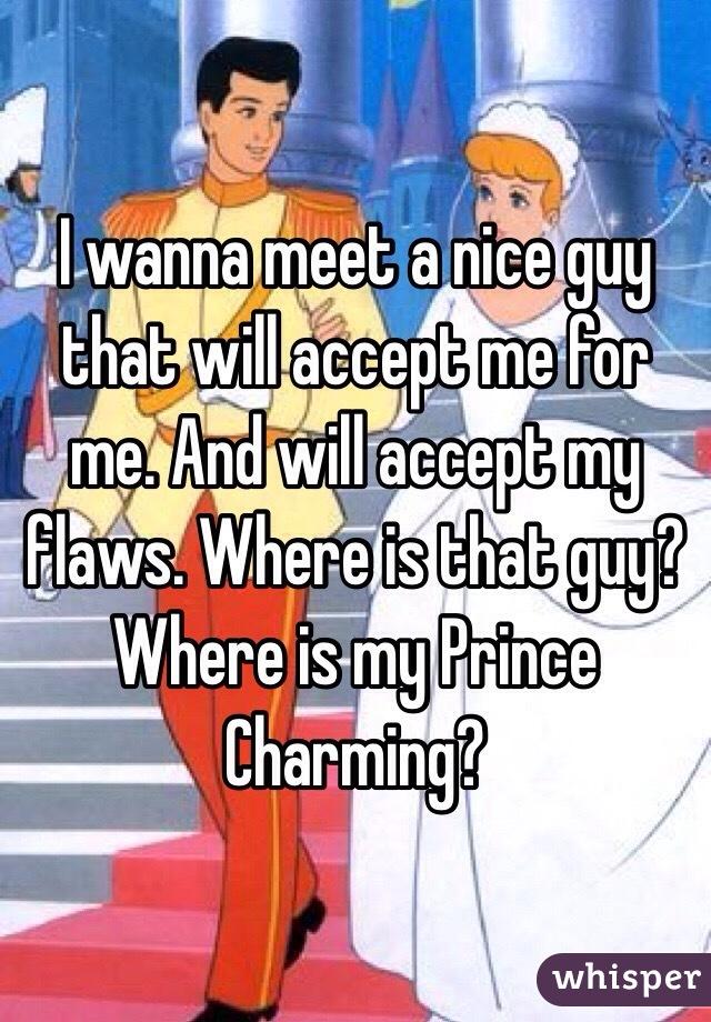 Where do you meet nice guys