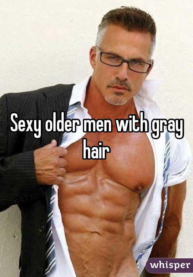 Sexy older men images