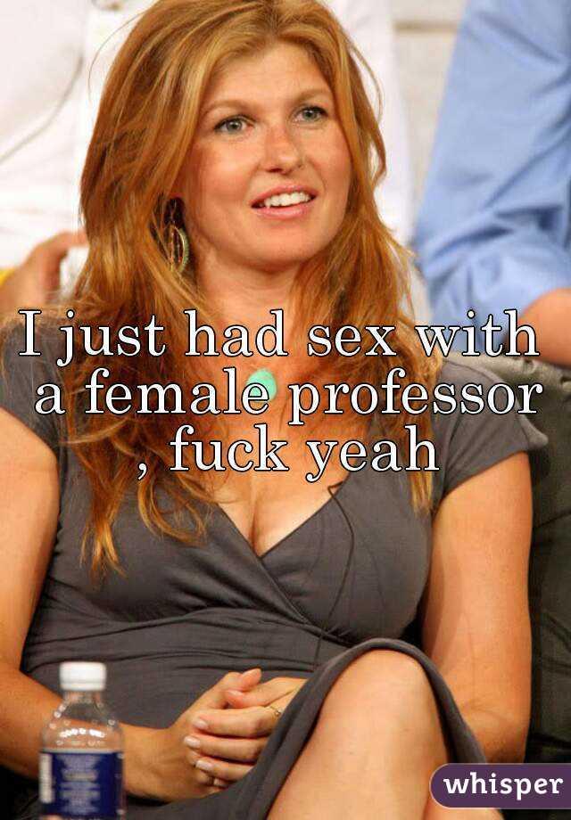 Секс профессор