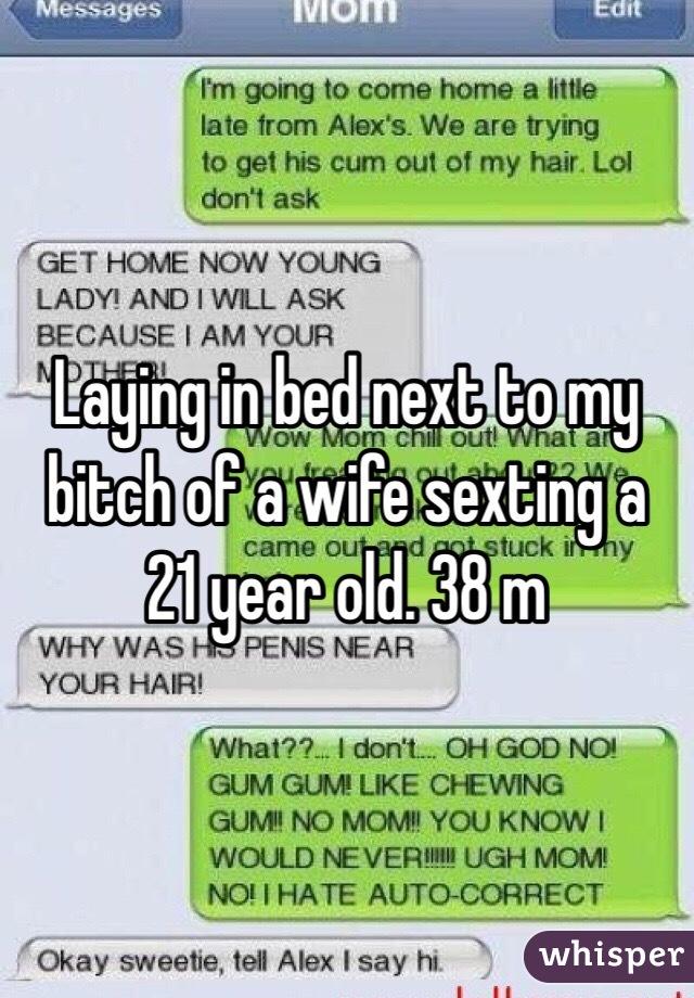 Wives sexting pics