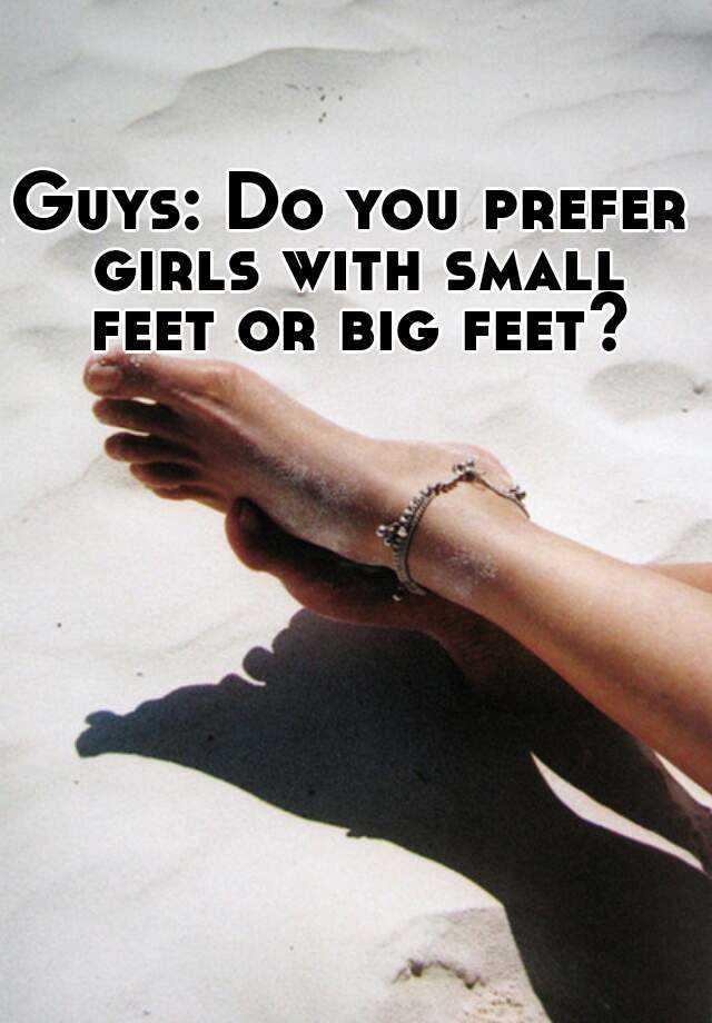 why do guys like feet so much
