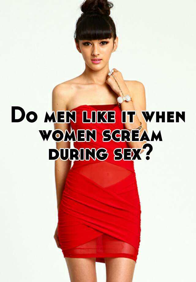 Why women cry when having sex