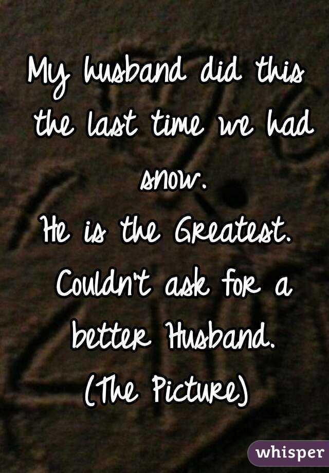 how do i be a better husband