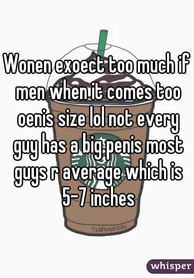 Is 7 inches big for a penis