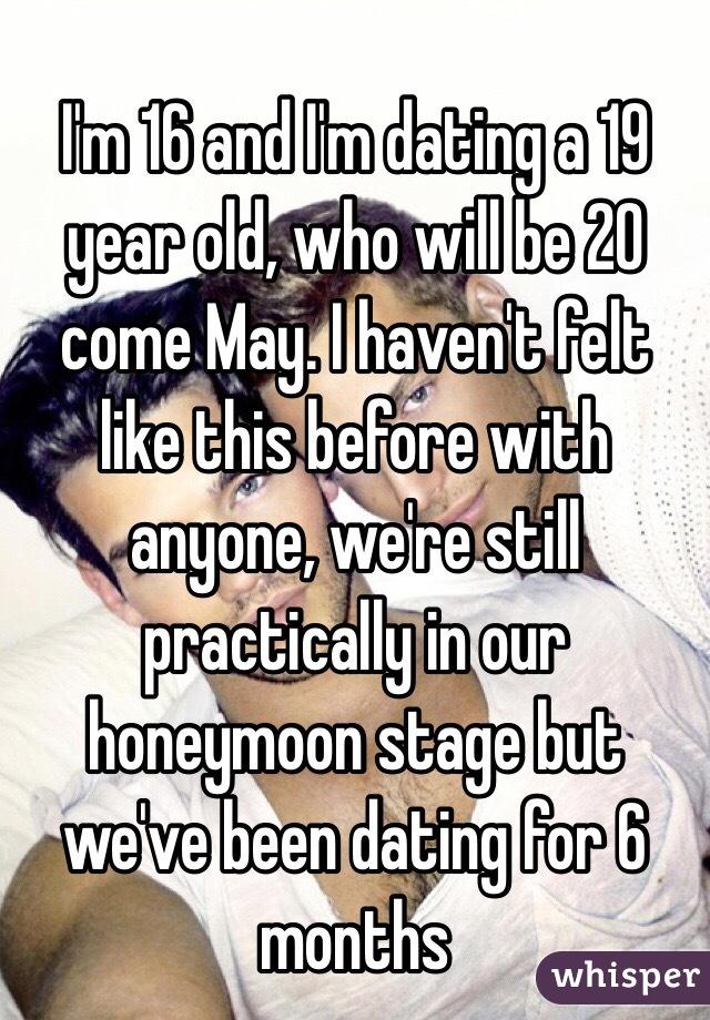 honeymoon stage of dating