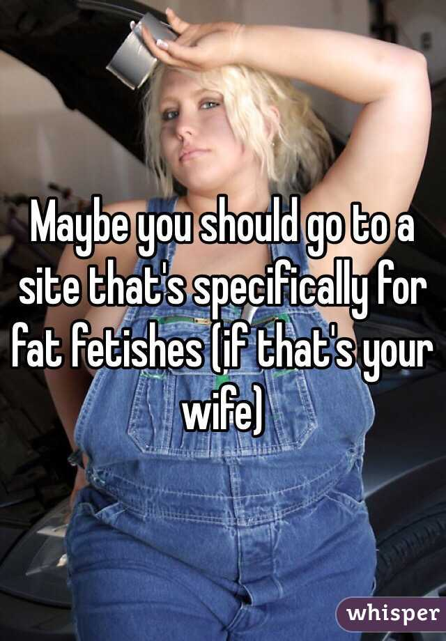 Wife fetishes