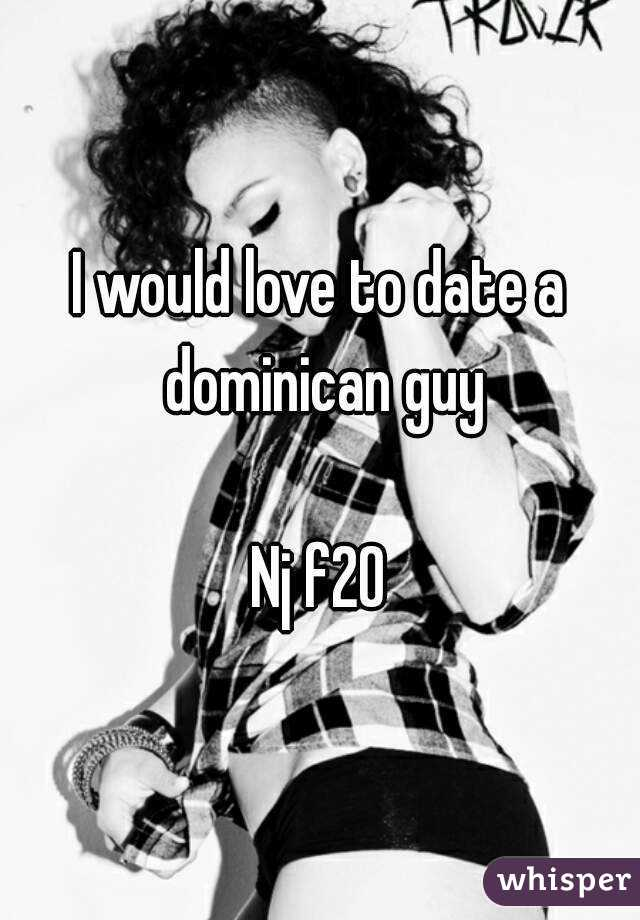 Dating a dominican guy
