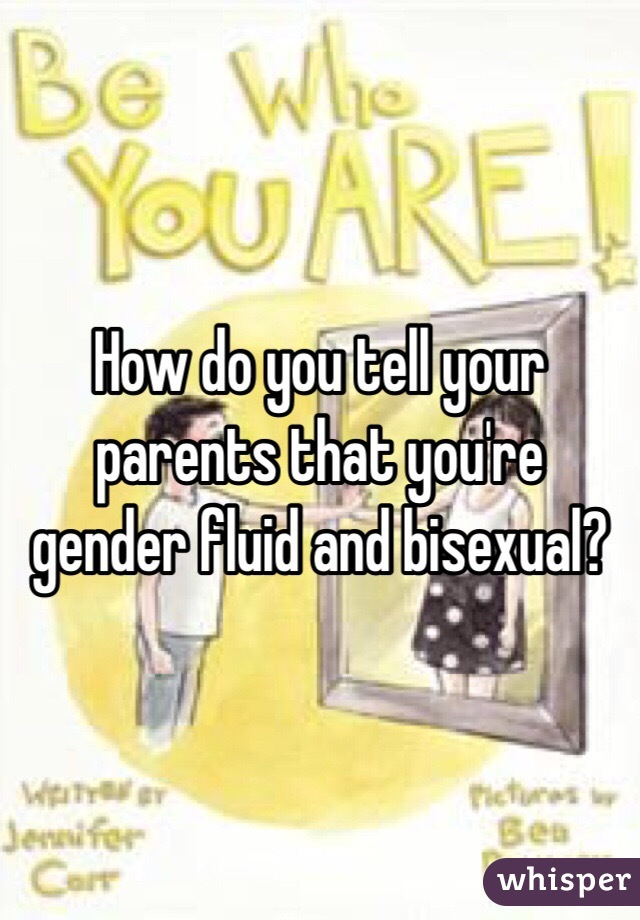 How to know your bisexual