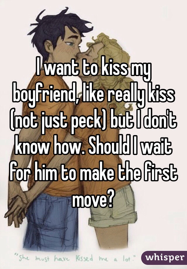 How To Make Him Make The First Move