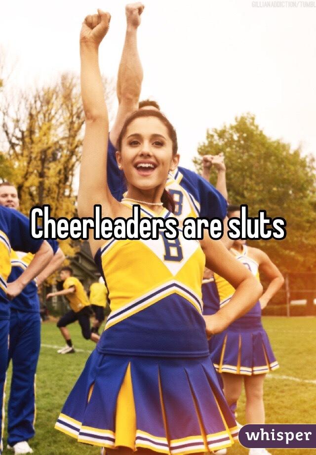 Madison recommend best of sluts cheerleaders