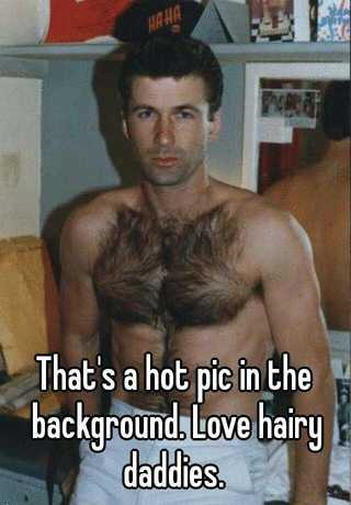Hairy daddys