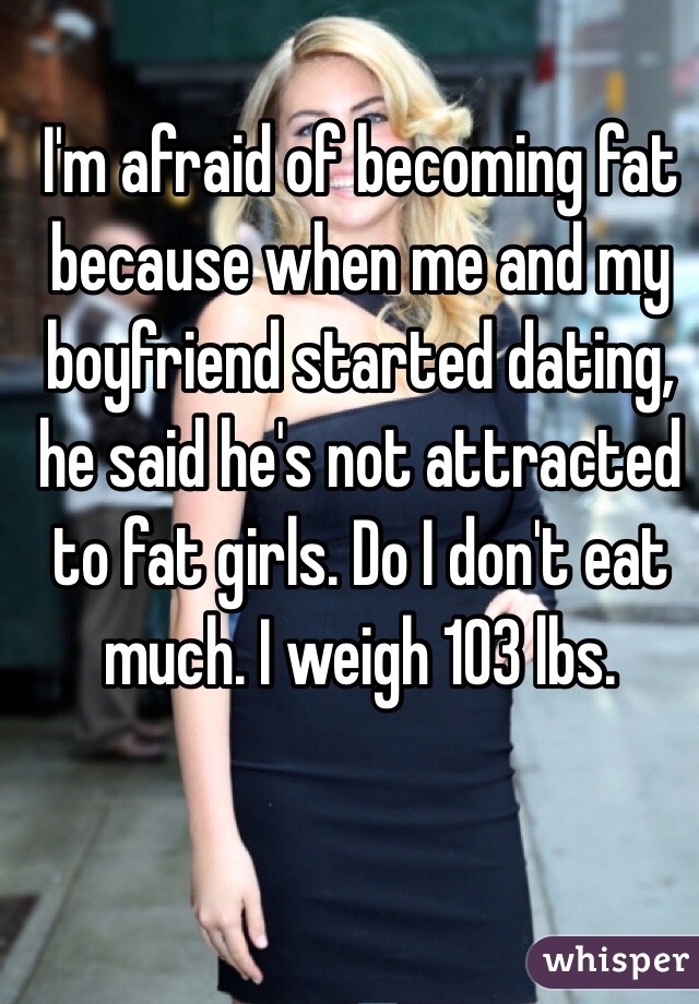 He Said He Is Attracted To Me