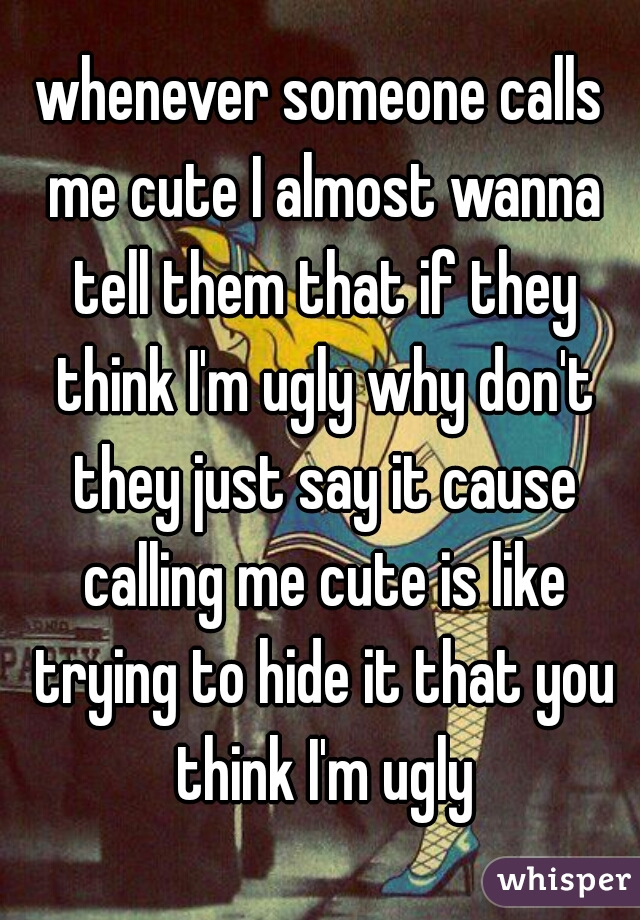 What To Say When Someone Calls You Cute