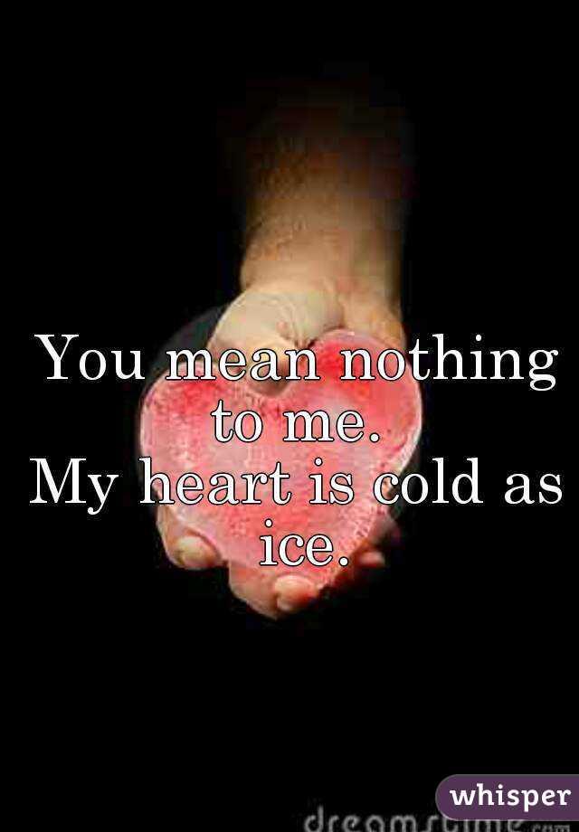 Ice Cold Heart by Ann-McLaren on DeviantArt