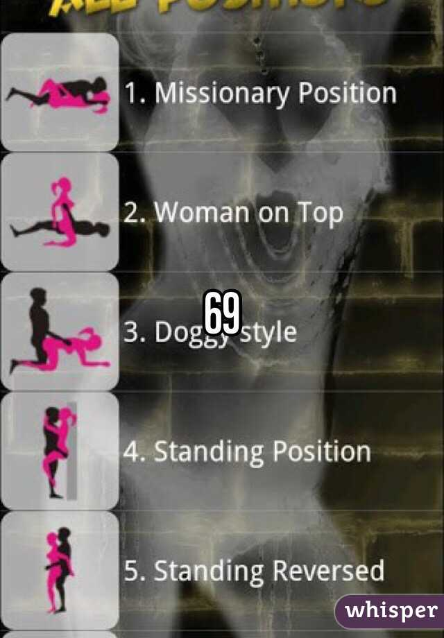 Do Women Like 69 Position