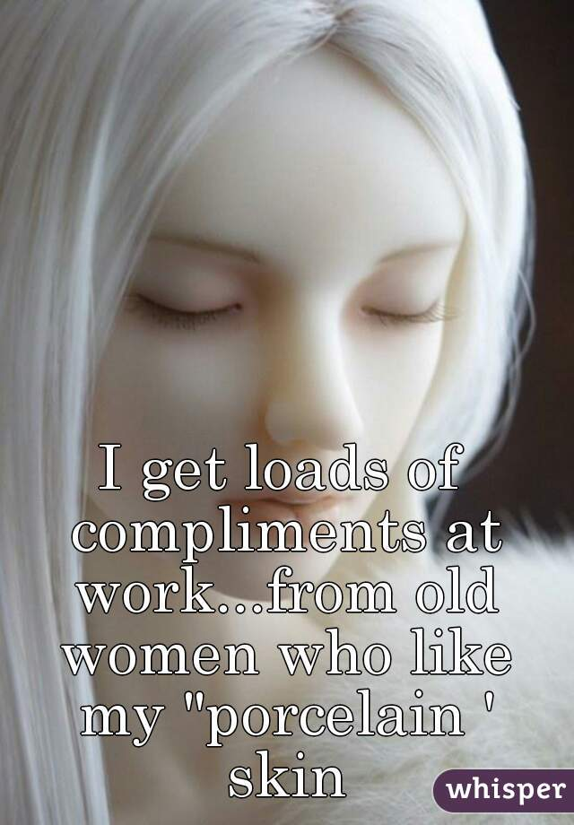Compliments for older women