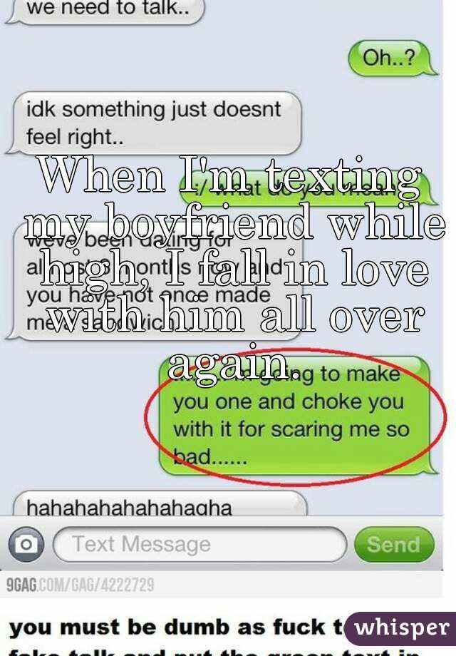 cute boyfriend texts to send