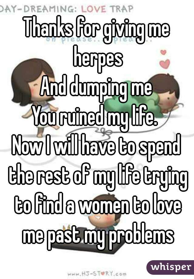 Can I Find Love With Herpes