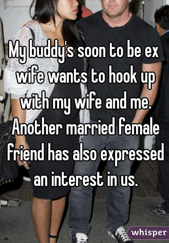 Hook up with married women