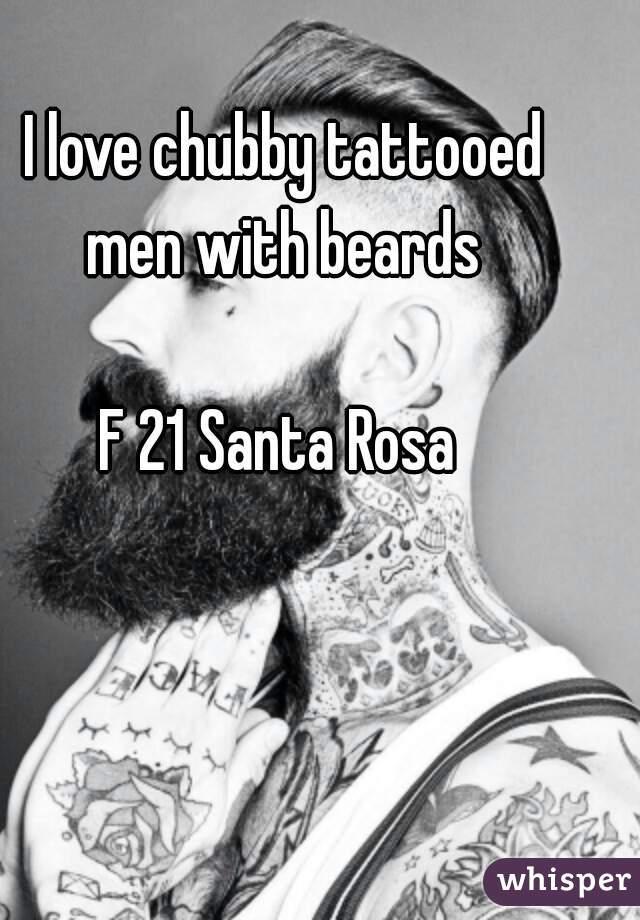 I love chubby men