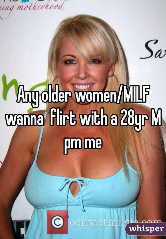 Older women milf