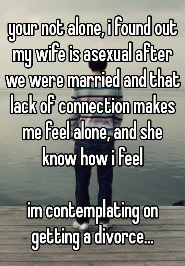 Feeling lonely after marriage