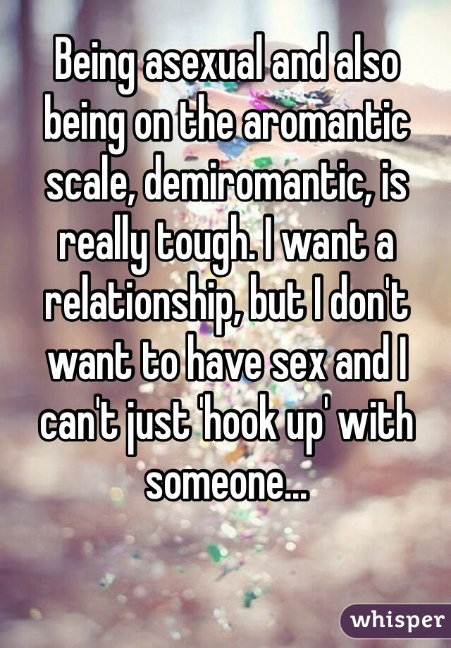 Asexual Relationships Is It Possible Hookup