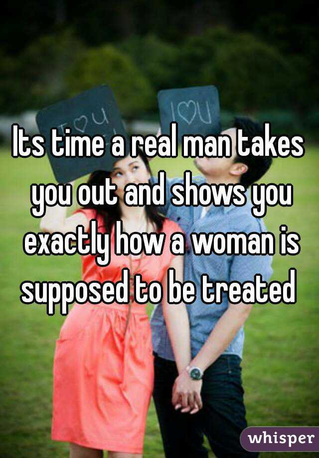 How to find a real man that loves you