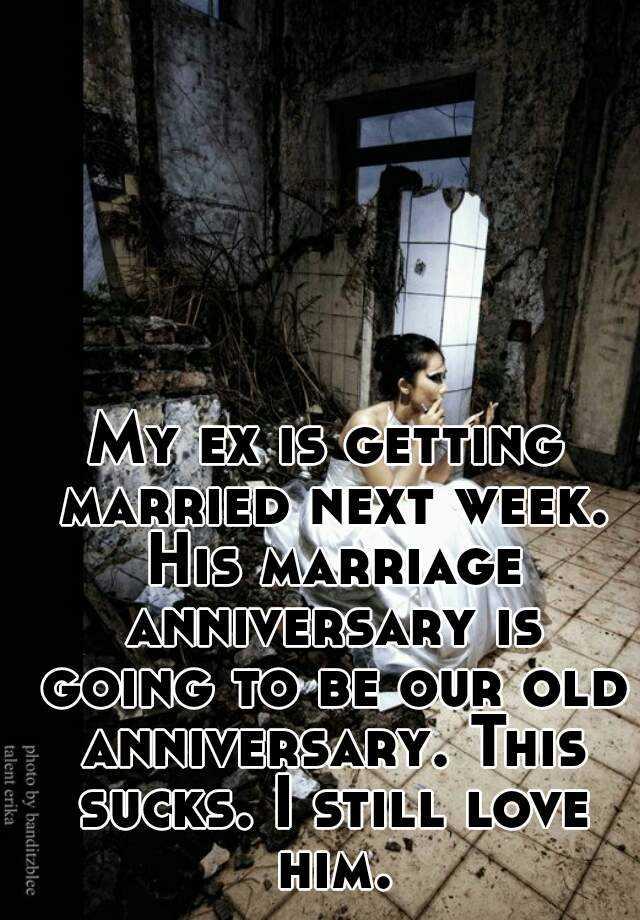 Wedding anniversary sucks all fantasy