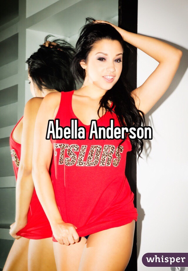 Abella Anderson From Somewhere