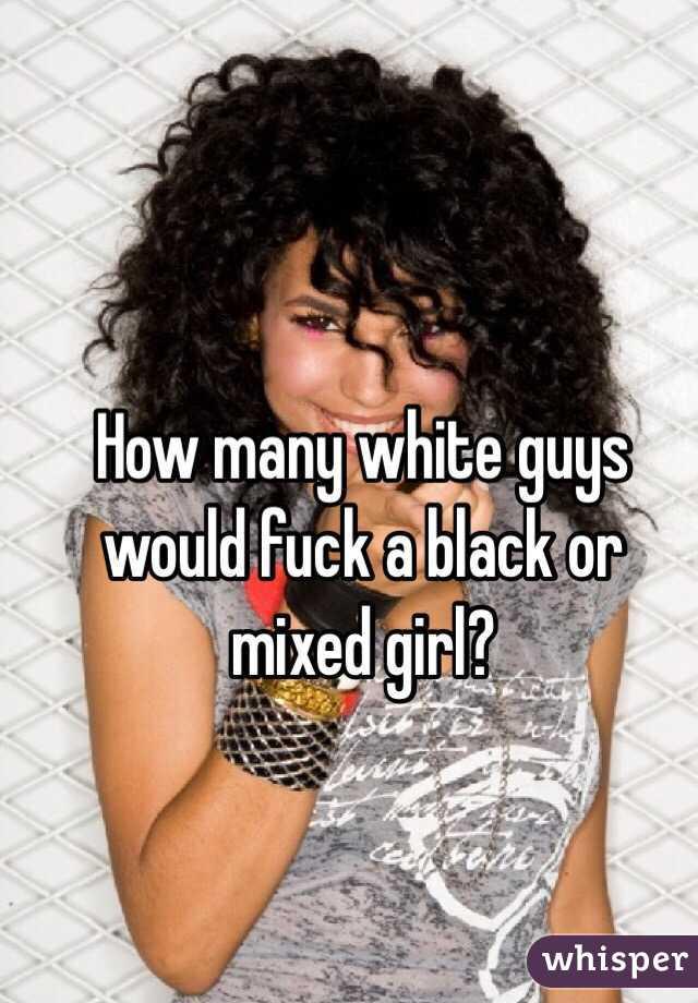 Mexican Fucking White Girl