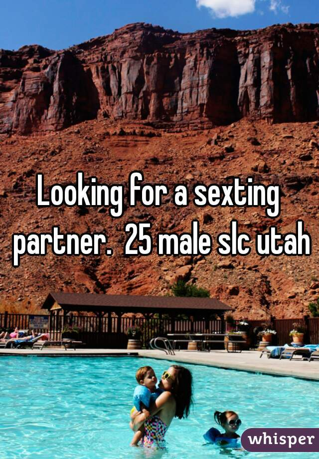 Looking for male sexting partner