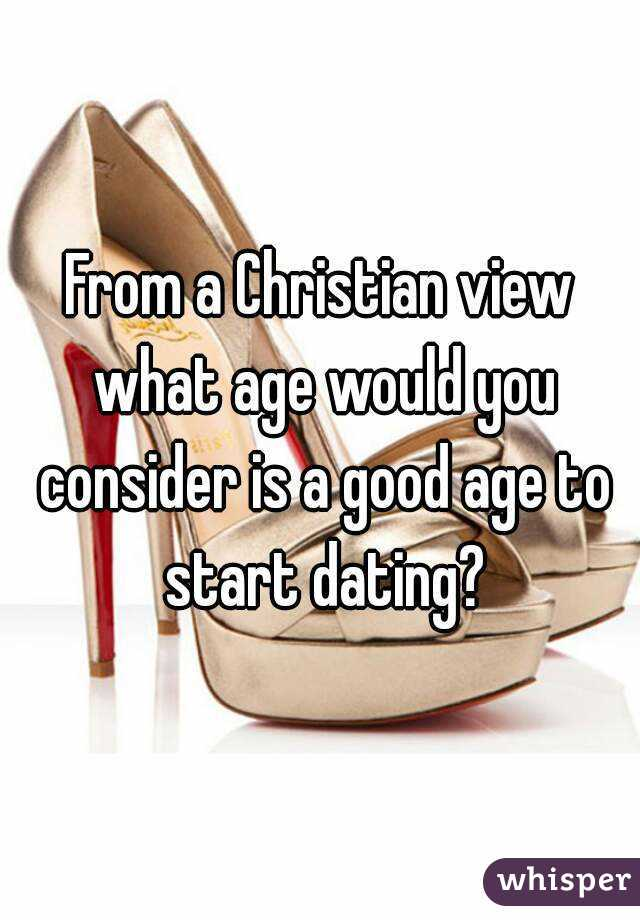 Is There an Appropriate Age to Start Dating Online
