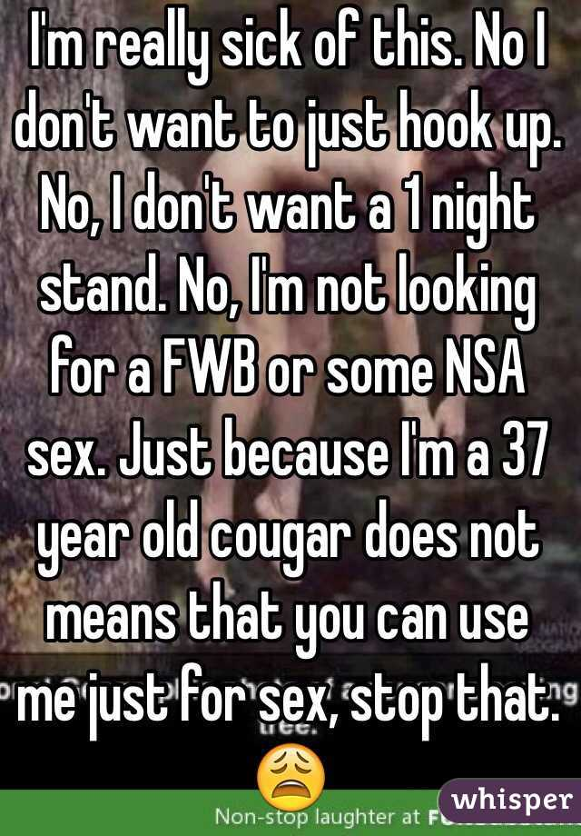 what is nsa hook up mean
