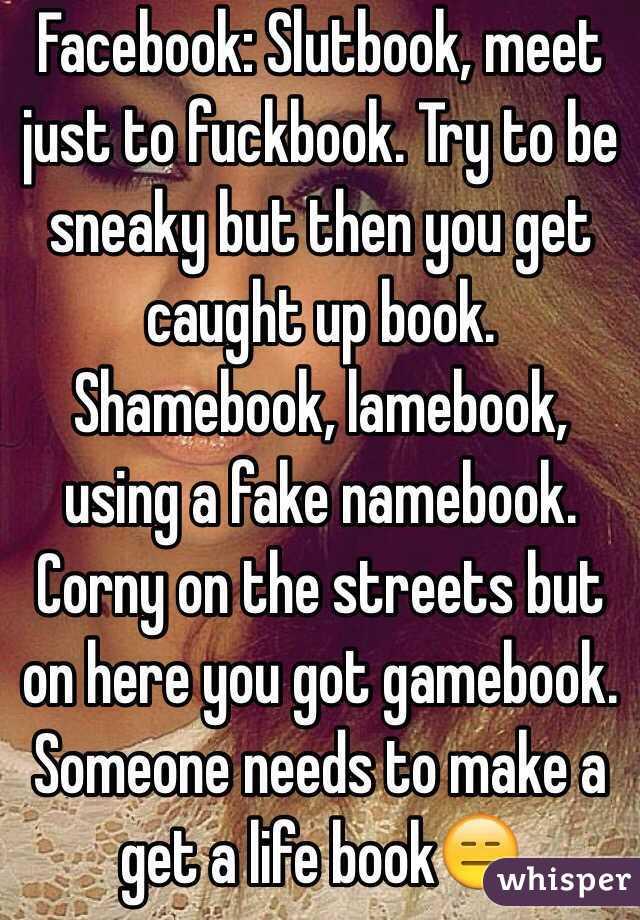 The fuckbook