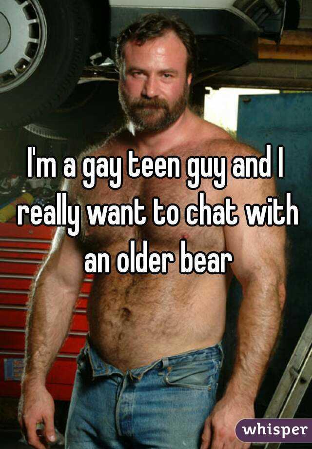 Gay older chat