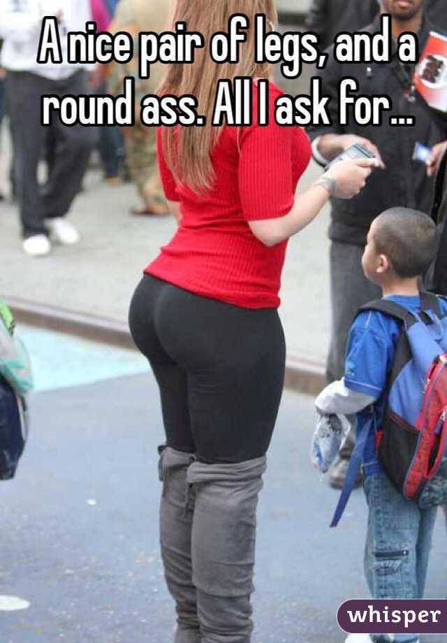 Round ass photo 12