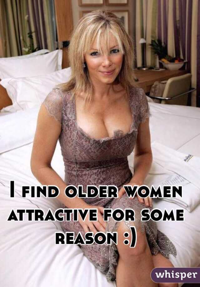 Attractive older women pics