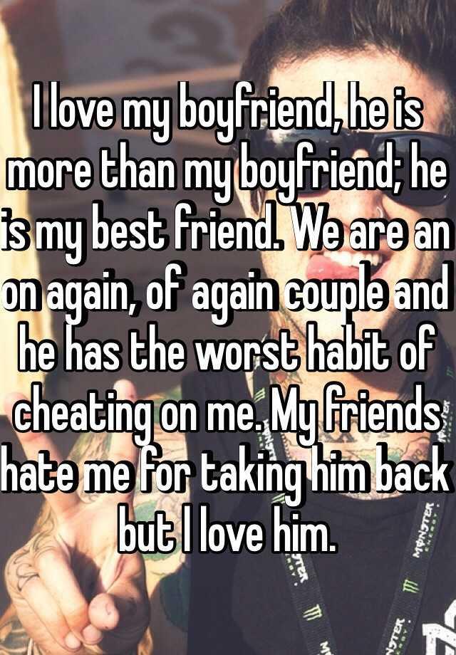 i love my friends boyfriend