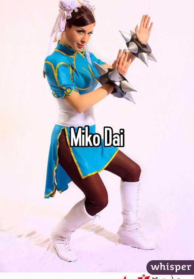 Miko Dai naked 490