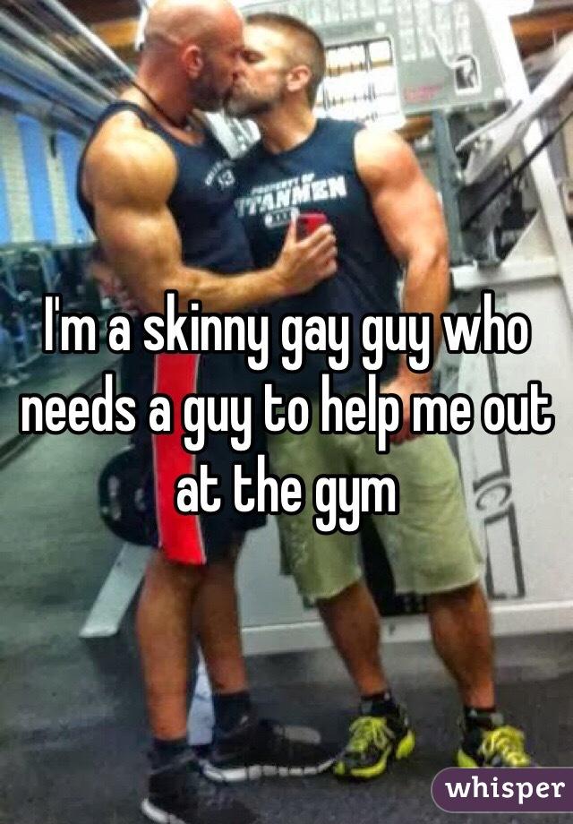 Skinny Gay Dudes