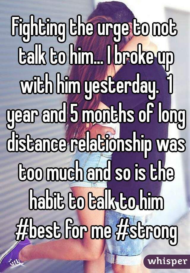 In A Too Relationship Fighting Much